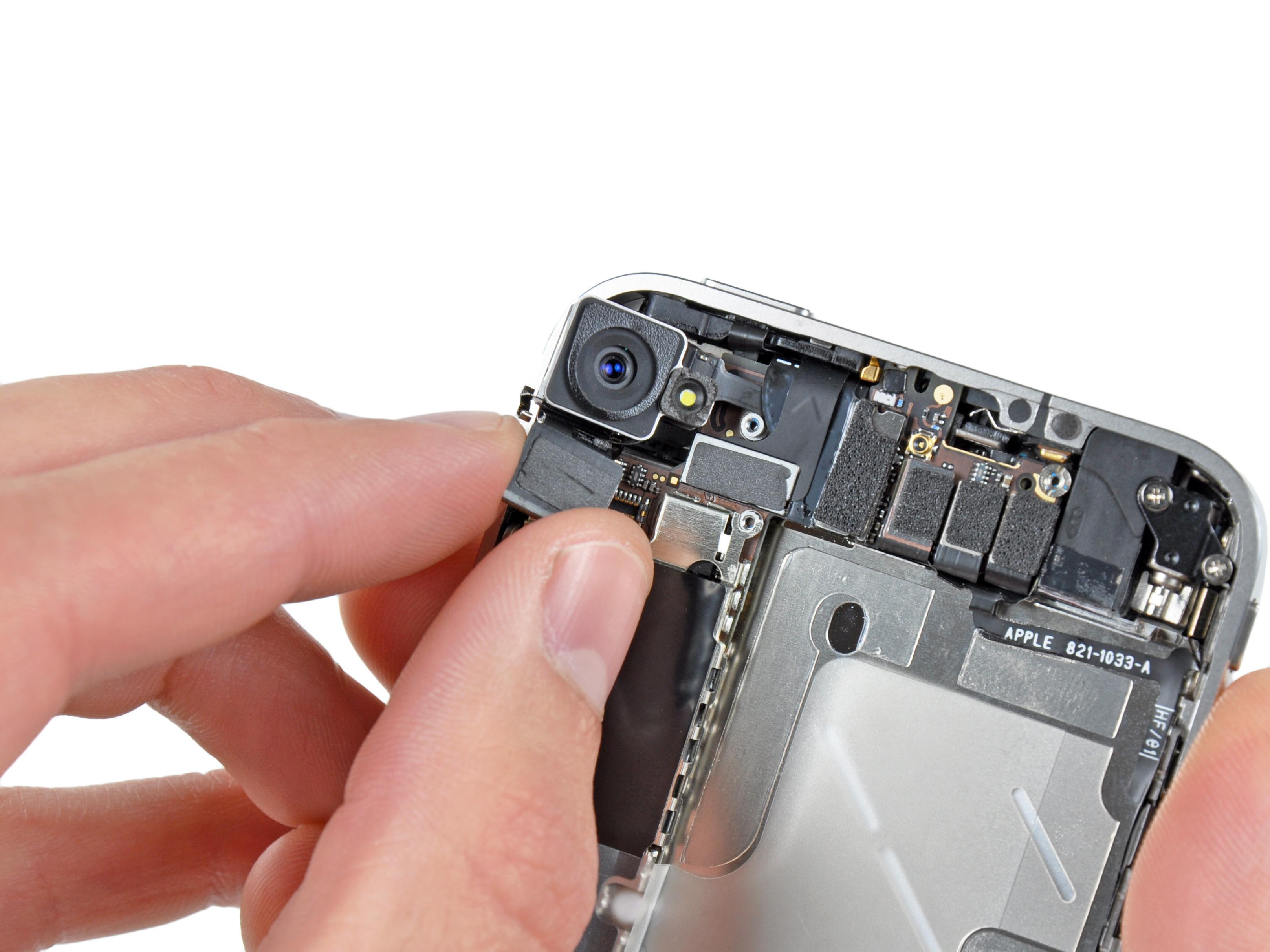 как поменять фотоаппарат в айфоне отлично показал